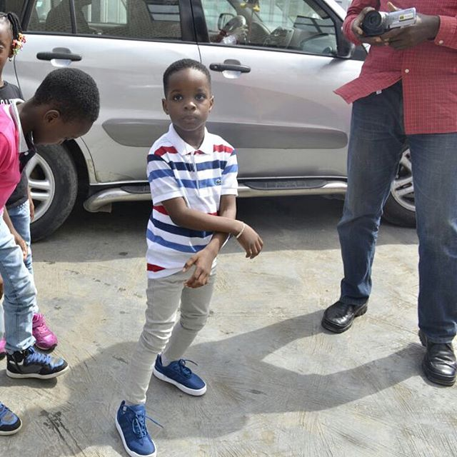 Tife Wizkid at 5 Birthday 4