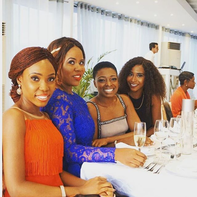 Titi Sonuga Seun Williams' Santorini Wedding 8