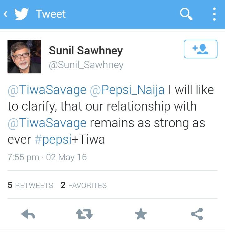 Tiwa Savage Pepsi 2 copy