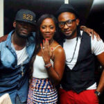 Tiwa Savage, Tee Billx and Uti