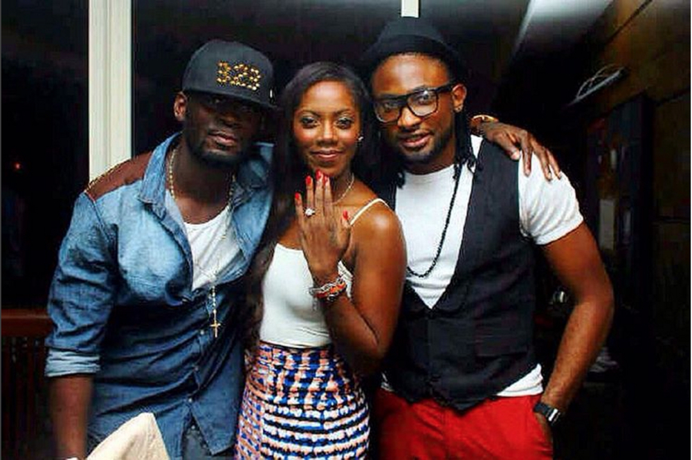 Tiwa Savage, Tee Billz and Uti