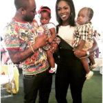 Tiwa Savage and Davido, Imade and Jamil_May 2016