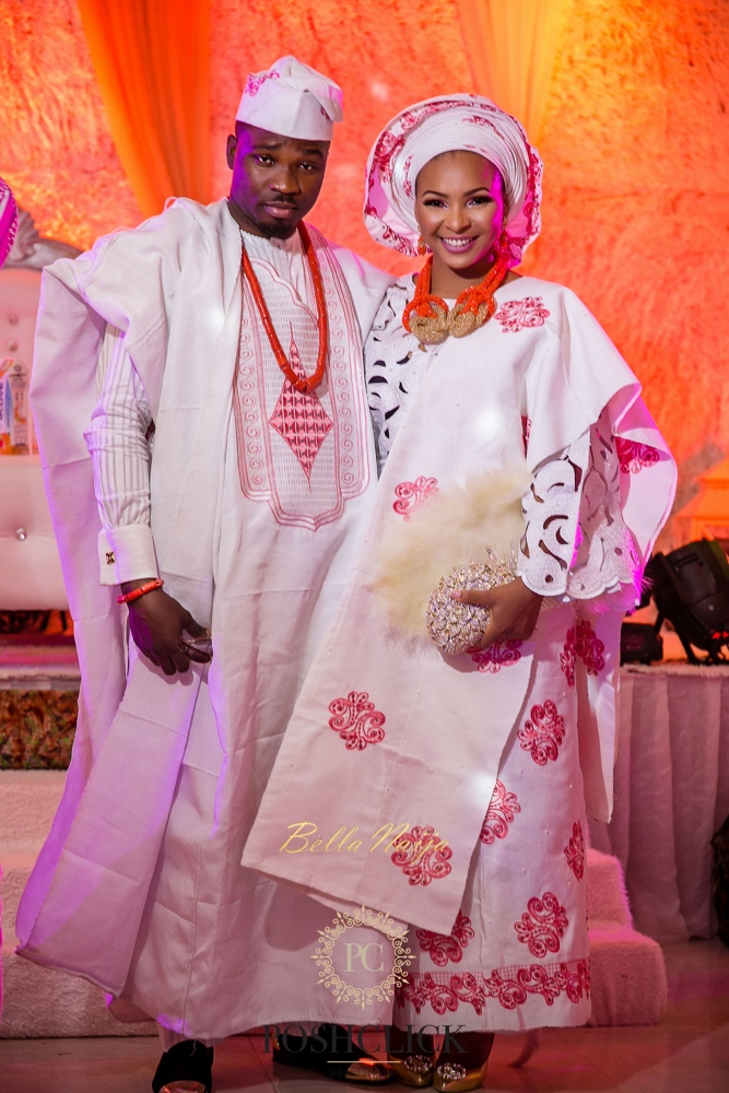 Tolu and Gbenga_BellaNaija Weddings 2016_Lagos Nigeria Yoruba Wedding_PoshClick Photography_07