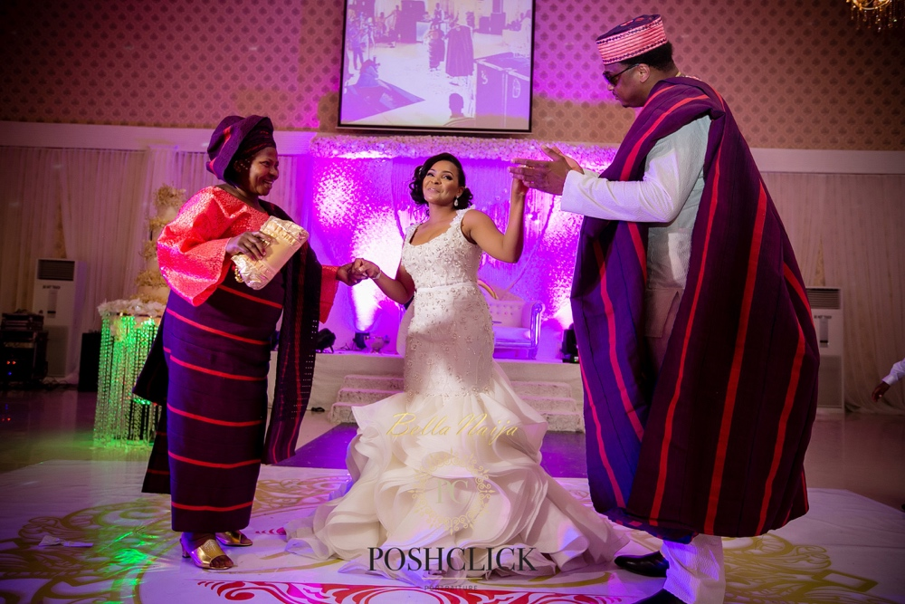 Tolu and Gbenga_BellaNaija Weddings 2016_Lagos Nigeria Yoruba Wedding_PoshClick Photography_55