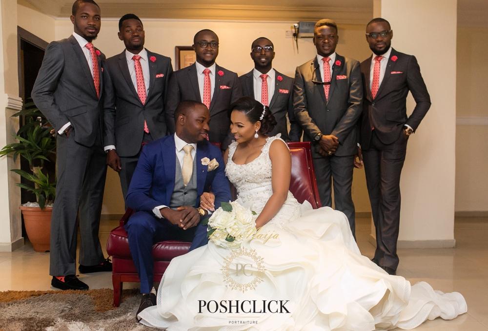 Tolu and Gbenga_BellaNaija Weddings 2016_Lagos Nigeria Yoruba Wedding_PoshClick Photography_59