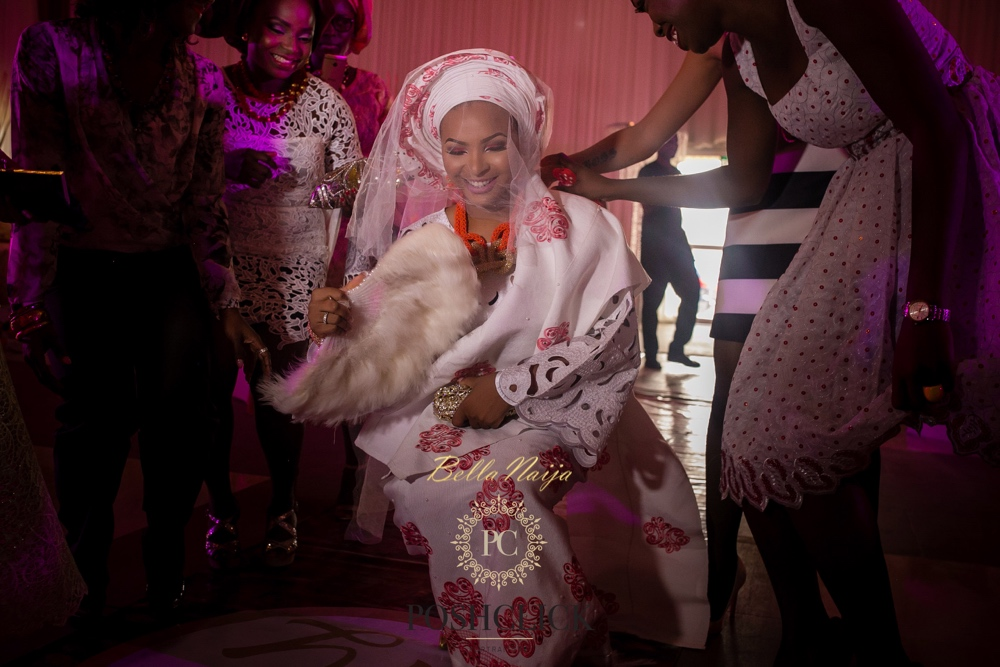 Tolu and Gbenga_BellaNaija Weddings 2016_Lagos Traditional Yoruba Wedding_PoshClick Photography_02