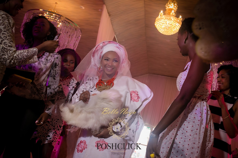 Tolu and Gbenga_BellaNaija Weddings 2016_Lagos Traditional Yoruba Wedding_PoshClick Photography_06