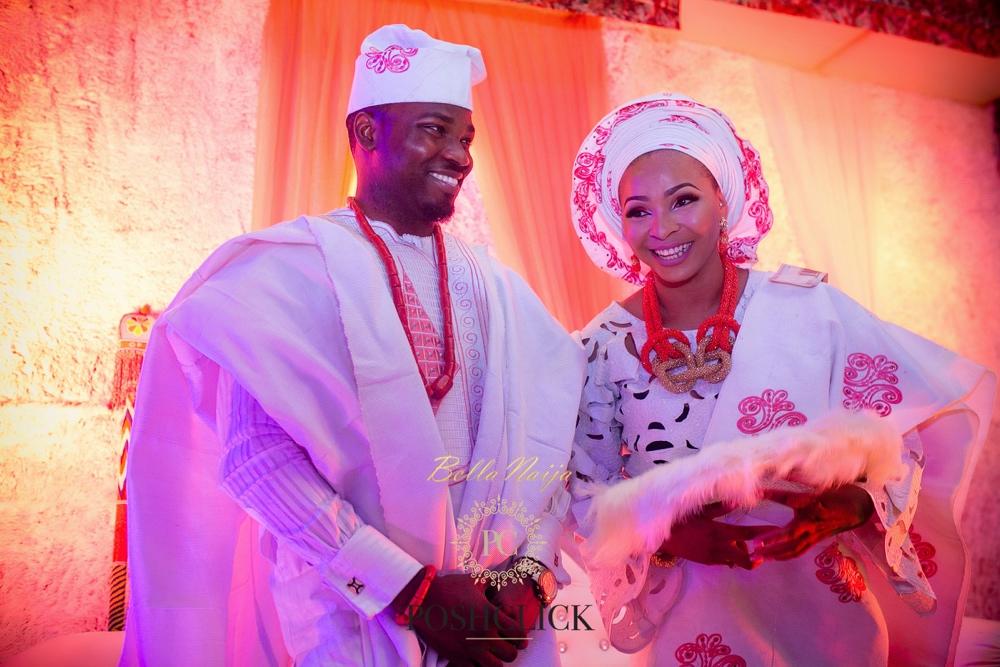 Tolu and Gbenga_BellaNaija Weddings 2016_Lagos Traditional Yoruba Wedding_PoshClick Photography_12