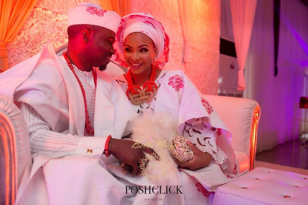 Tolu and Gbenga_BellaNaija Weddings 2016_Lagos Traditional Yoruba Wedding_PoshClick Photography_14