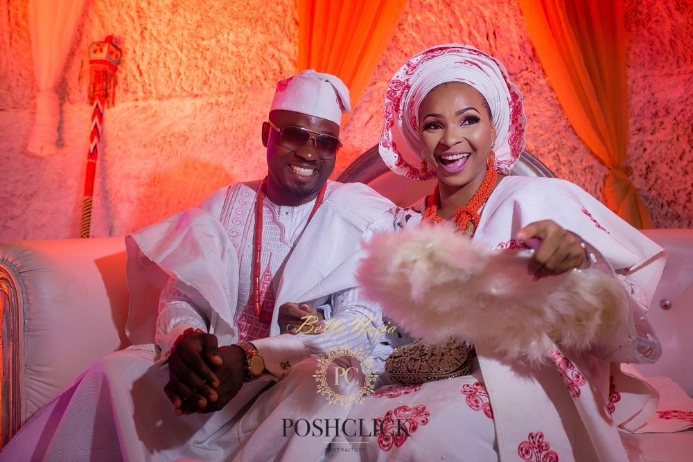 Tolu and Gbenga_BellaNaija Weddings 2016_Lagos Traditional Yoruba Wedding_PoshClick Photography_16