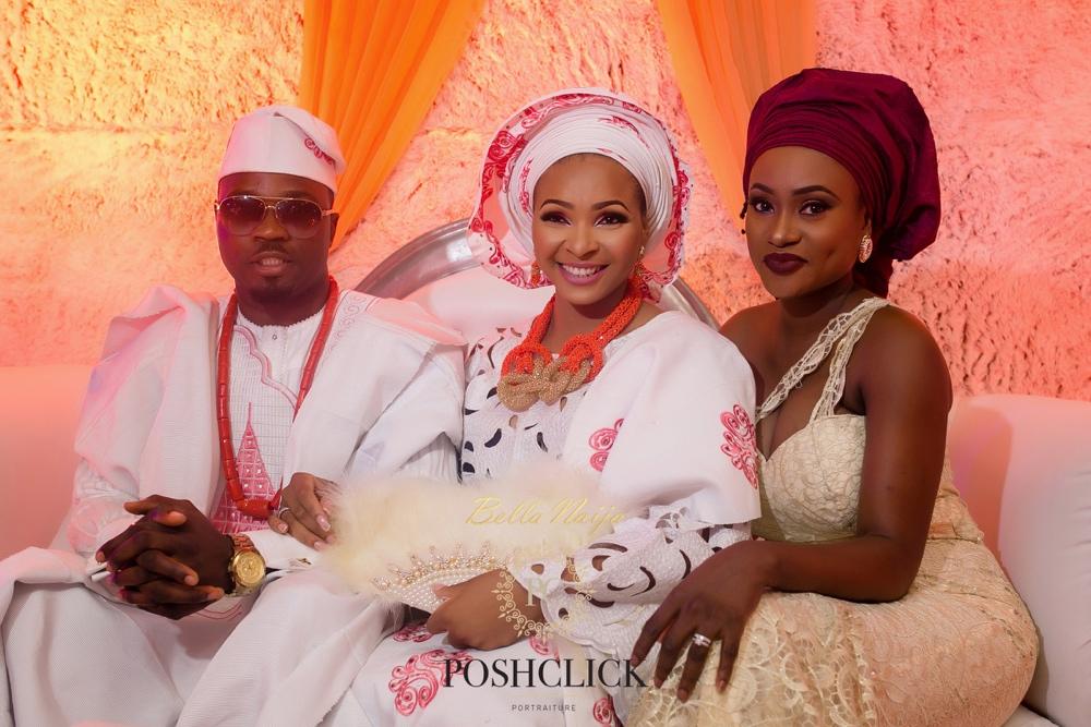 Tolu and Gbenga_BellaNaija Weddings 2016_Lagos Traditional Yoruba Wedding_PoshClick Photography_17