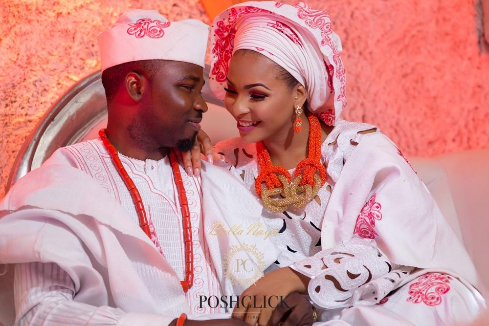 Tolu and Gbenga_BellaNaija Weddings 2016_Lagos Traditional Yoruba Wedding_PoshClick Photography_18