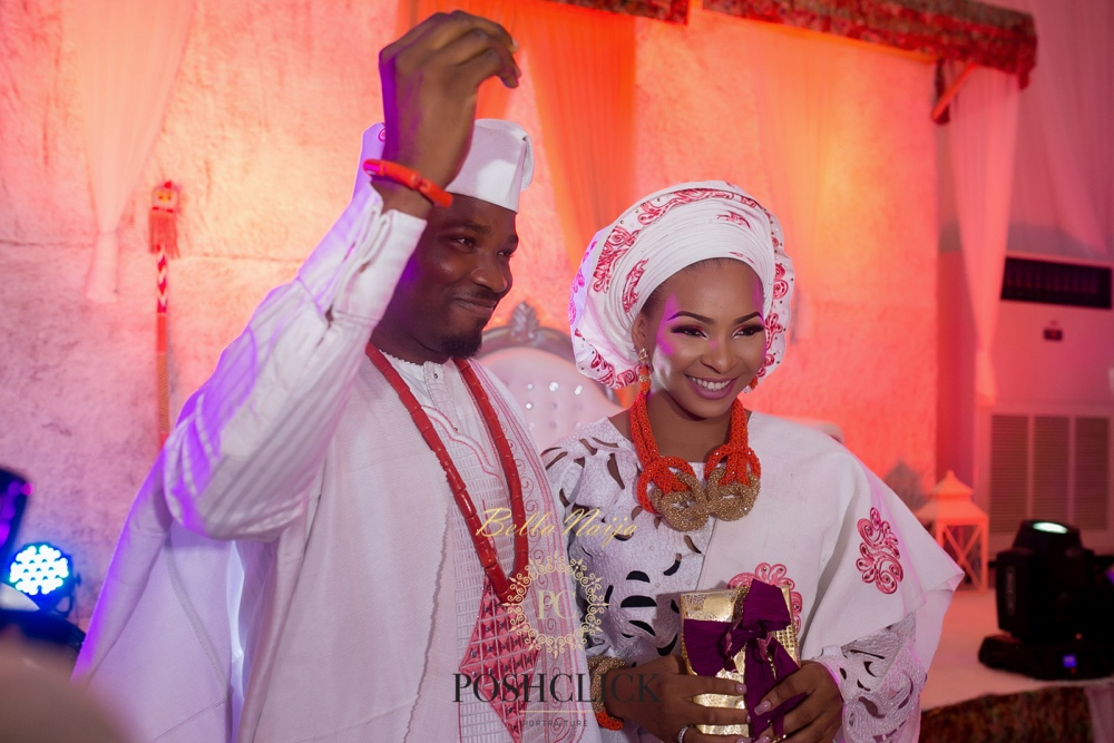 Tolu and Gbenga_BellaNaija Weddings 2016_Lagos Traditional Yoruba Wedding_PoshClick Photography_21