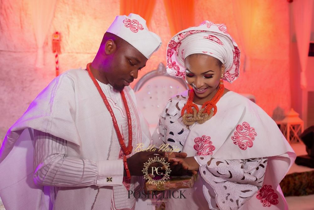 Tolu and Gbenga_BellaNaija Weddings 2016_Lagos Traditional Yoruba Wedding_PoshClick Photography_22