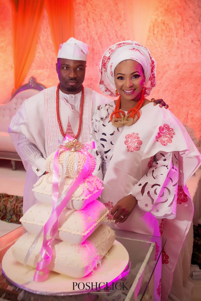Tolu and Gbenga_BellaNaija Weddings 2016_Lagos Traditional Yoruba Wedding_PoshClick Photography_23