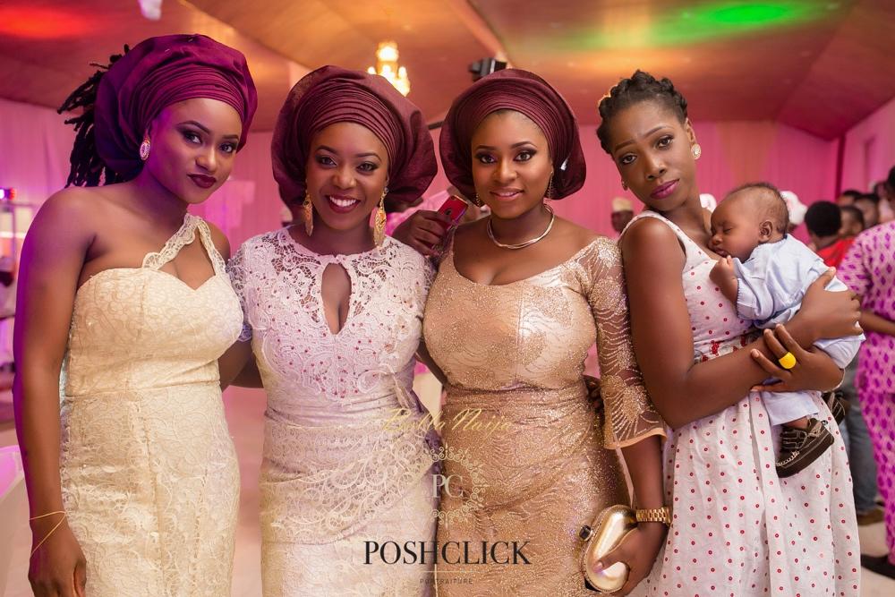 Tolu and Gbenga_BellaNaija Weddings 2016_Lagos Traditional Yoruba Wedding_PoshClick Photography_24