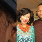 Tonto Dikeh and Baby X