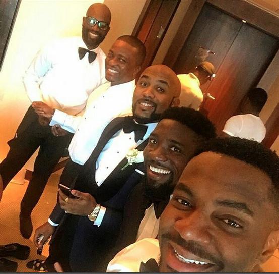 Toolz - Tunde - Dubai Wedding - BellaNaija - 2016 - Part 2 - 5