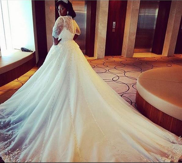 Toolz - Tunde - Dubai Wedding - BellaNaija - 2016 - Part 2 - 9