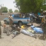 Troops Clear 4 villages of Boko Haram Terrorists1