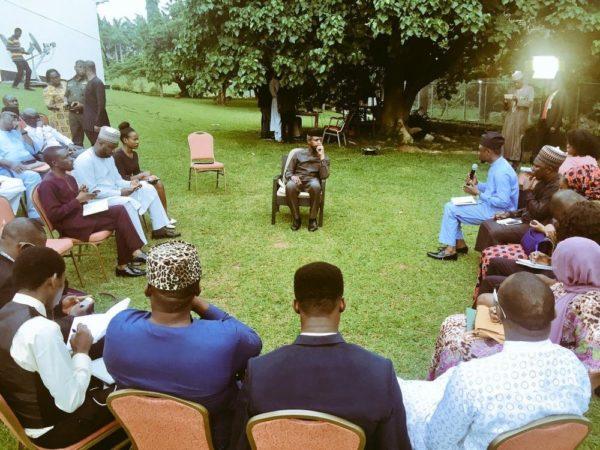 Vice President of Nigeria Yemi Osinbajo Media Forum 2016 BellaNaija (5)