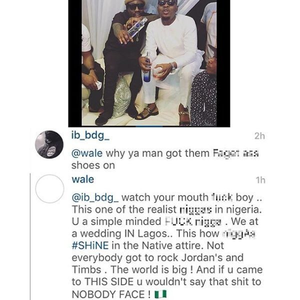 Wale-and-Olamide-at-Toolz-and-Tunde-Wedding-1-600x600