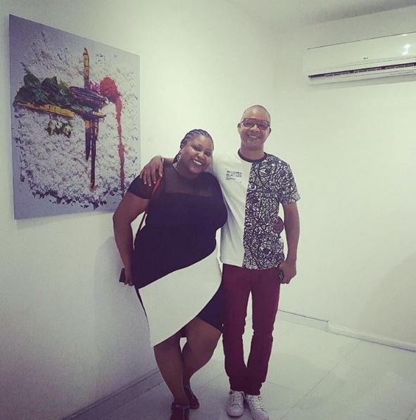 Wana Udobang & Victor Ehikhamenor