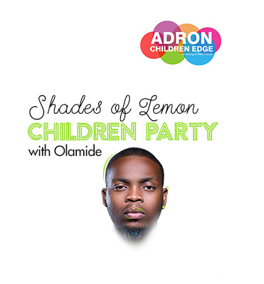 Olamide to perform at Biggest Children Party of the Year in