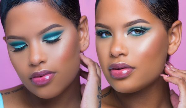 alissa ashley totally teal tutorial bellanaija may2016maxresdefault_