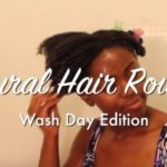 bnfrofriday chizi duru washing natural hair bellanaija may2016 aScreen Shot 2016-05-20 at 13.20.23_