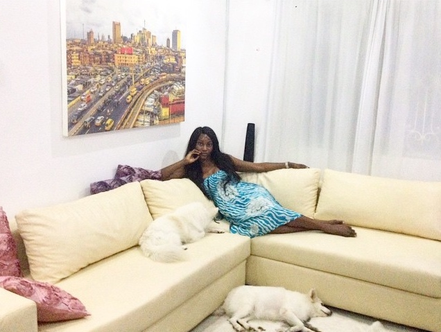 celebs and their dogs bellanaija april2016_IMG_2342