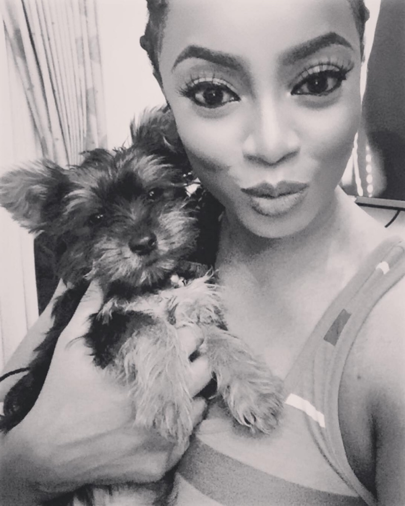 celebs and their dogs bellanaija april2016_Screen Shot 2016-05-01 at 12.25.28