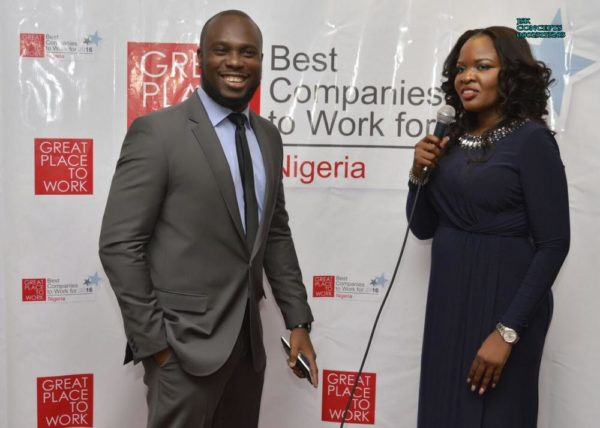 GM SC Johnson & Sons Limited Nigeria and Rose Keffas (The HR Consultant) interview on What makes SC Johnson & Son Limited a Great Workplace