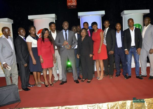SC Johnson and Sons Limited Nigeria #4 2016 Best Company to Work for in Nigeria!