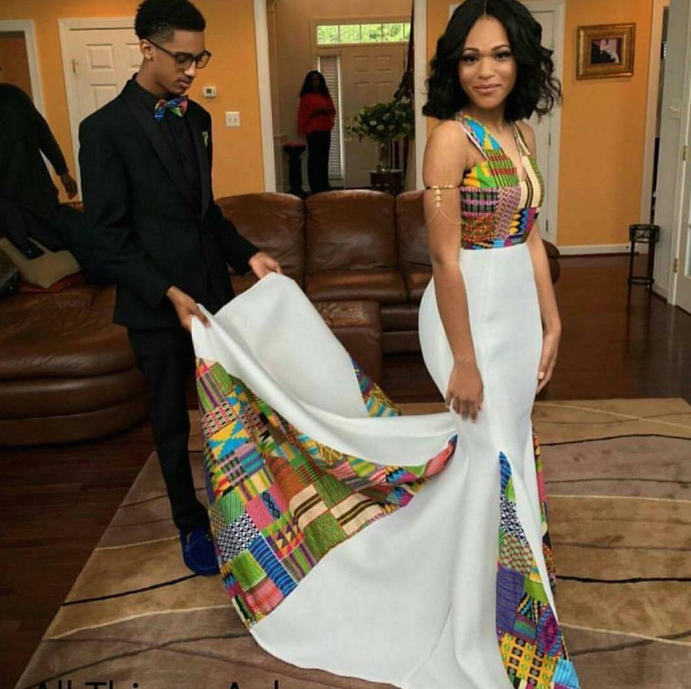 Prom2016! BellaNaija Style presents 16 African Print Prom dresses We ...