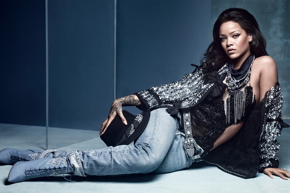 Image result for How Rihanna's \ passion for shoes
