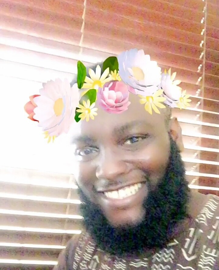 the snapchat flower crown filter see male celebrities wearing