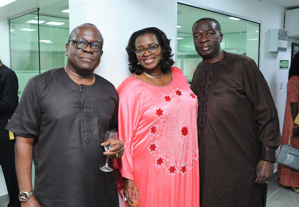 Gbenro & Funso Adegbola and Wale Adebowale