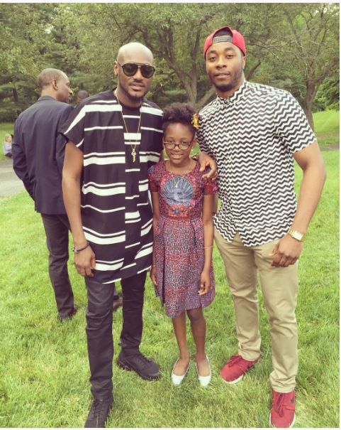 2Baba-Pero-Adeniyi-Daughter-10th-Birthday (6)
