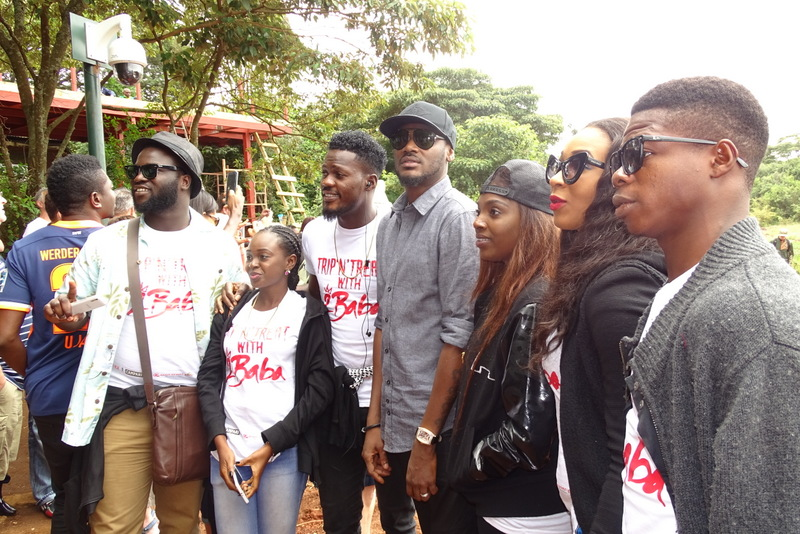 2baba and the team
