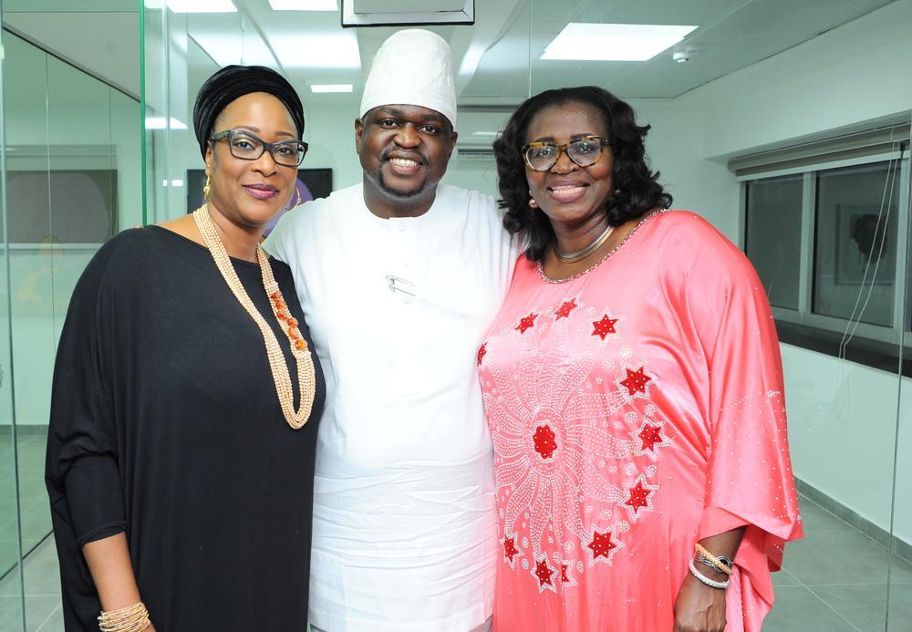 Tokunbo George-Taylor, Kayode Adegbola & Funso Adegbola