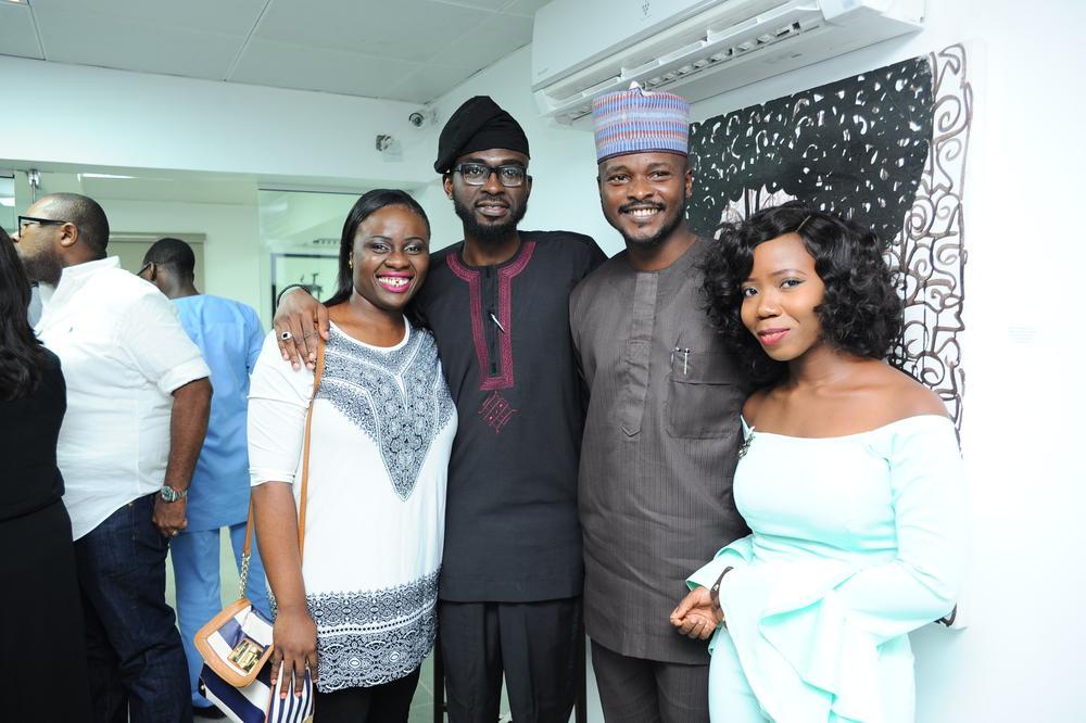 Jumoke Oyebode, Ajibola Asolo, Niji and Omotola Oni