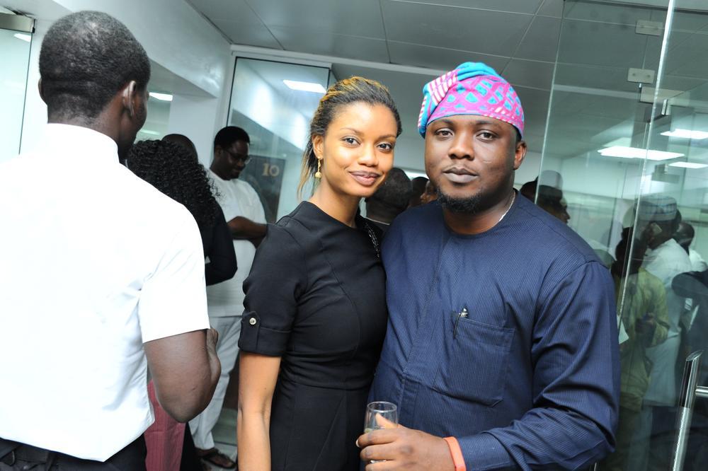 Oyinda Oshinbolu and Jide Salami