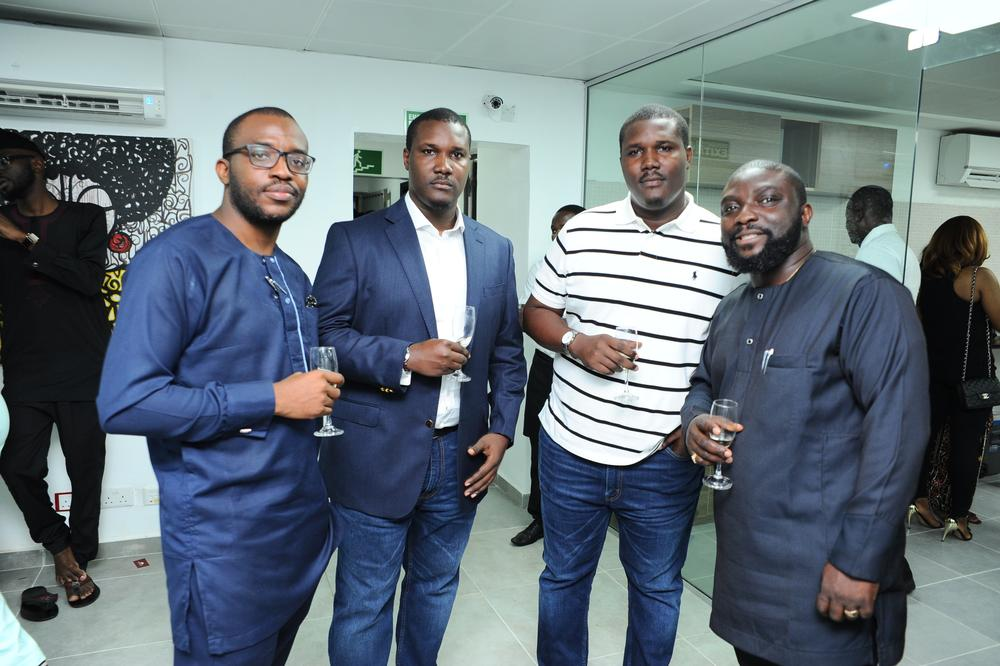 Babatola Ogunsola, Damola Taiwo, Dolapo Taiwo and Michael Ladipo