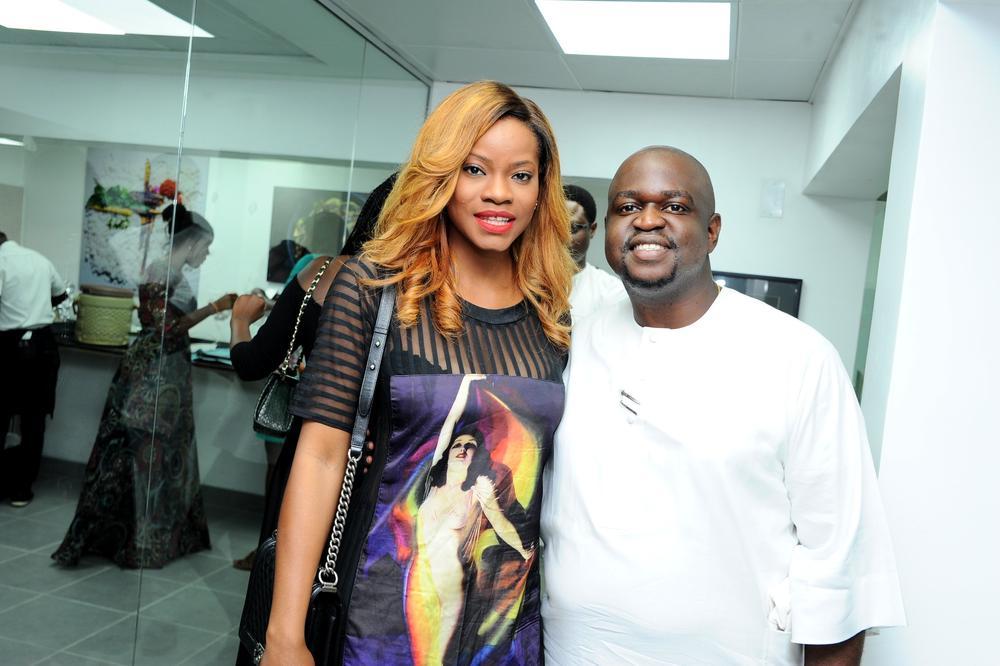 Kayode Adegbola and Olamidun Majekodunmi