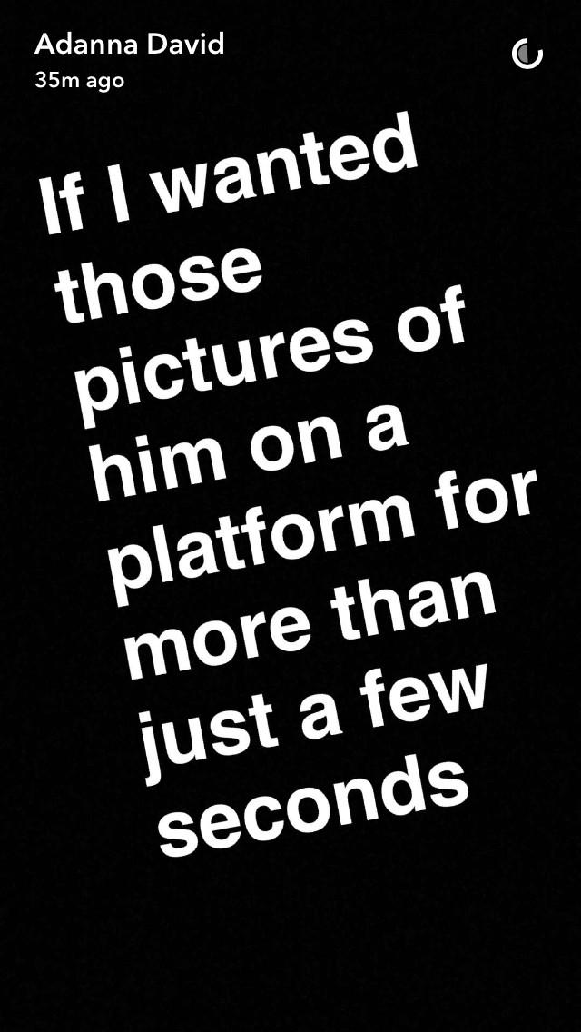 Adanna - Kian Snapchat Rant - 5