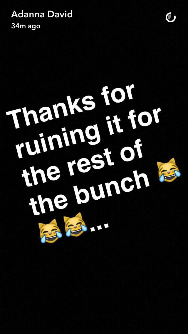 Adanna - Kian Snapchat Rant - 7