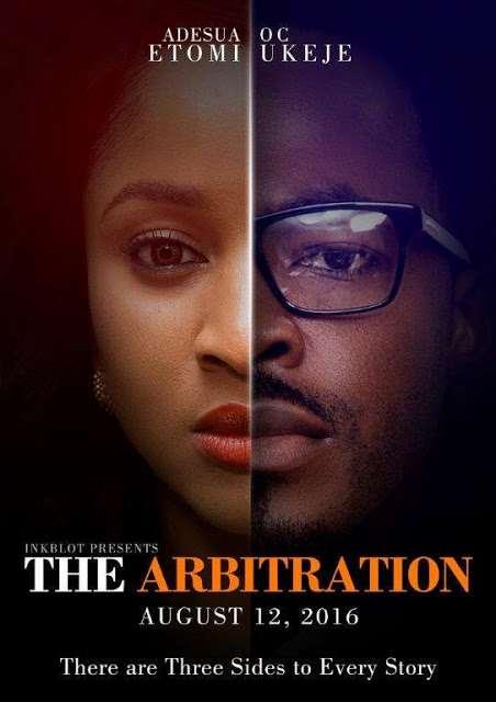 Adesua-Etomi-OC-Ukeje-The-Arbitration-Poster