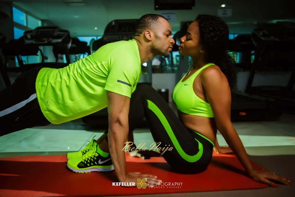 Fit Couple Goals Amanda Amp Kingsley S Pre Wedding Shoot