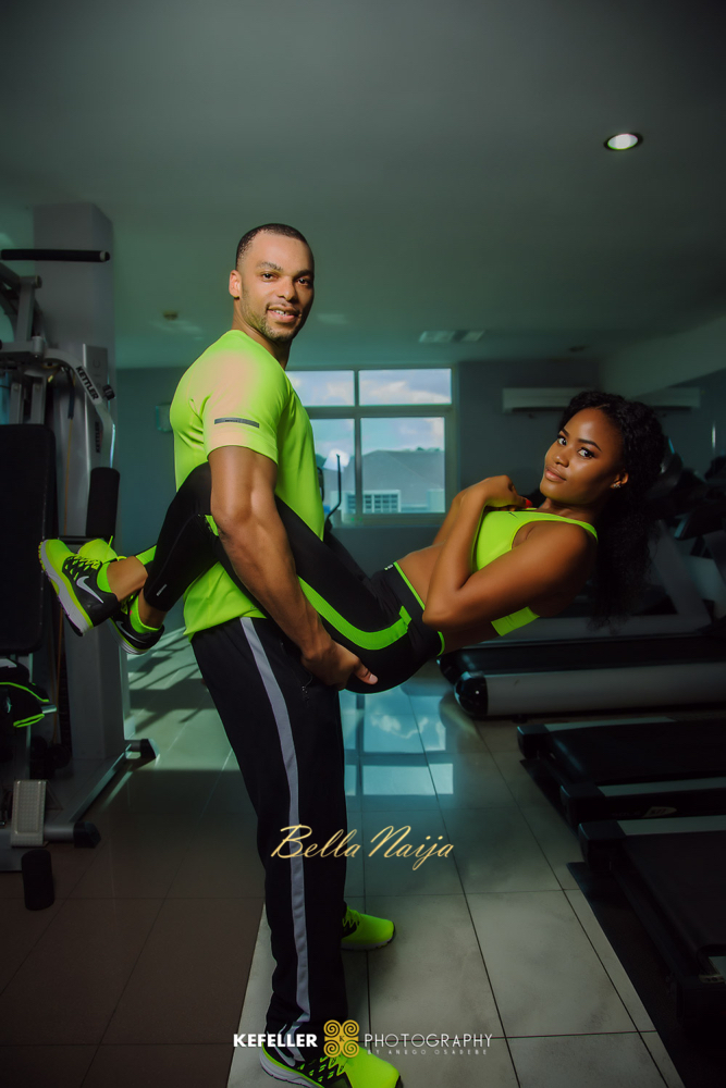Amanda and Kingsley Fit Nigerian Couple_BellaNaija Pre Wedding Shoot_2016__Kingsley PreWed ag (6 of 30)